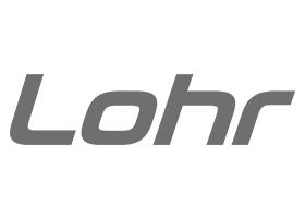 Lohr North America, logo.